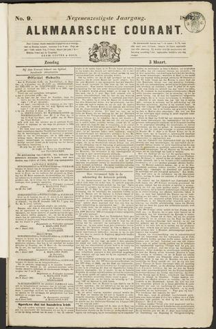 Alkmaarsche Courant 1867-03-03