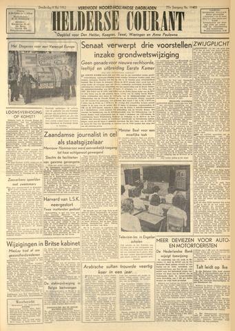 Heldersche Courant 1952-05-08