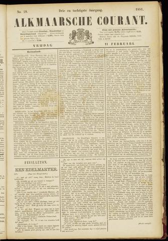 Alkmaarsche Courant 1881-02-11