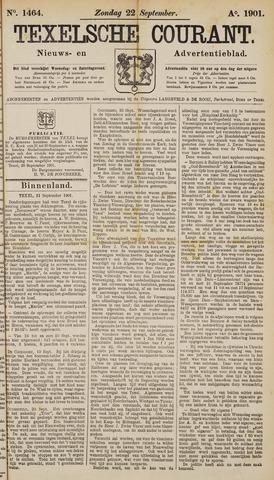 Texelsche Courant 1901-09-22