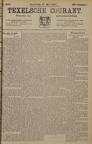 Texelsche Courant 1915-05-27