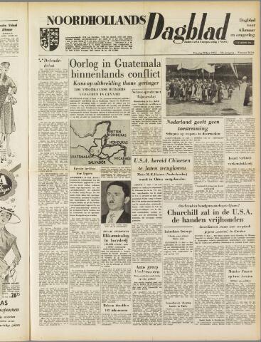 Noordhollands Dagblad : dagblad voor Alkmaar en omgeving 1954-06-22