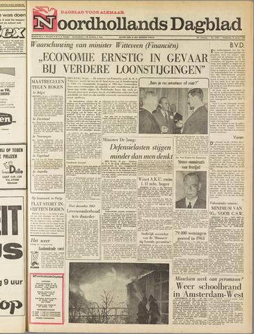 Noordhollands Dagblad : dagblad voor Alkmaar en omgeving 1964-01-16