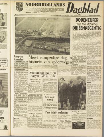 Noordhollands Dagblad : dagblad voor Alkmaar en omgeving 1962-01-09