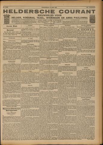 Heldersche Courant 1921-06-16