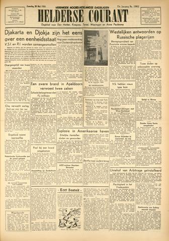Heldersche Courant 1950-05-20
