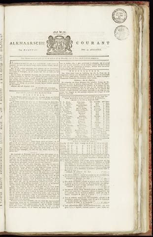 Alkmaarsche Courant 1828-08-25