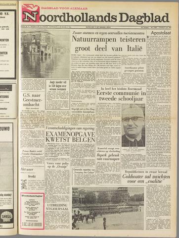 Noordhollands Dagblad : dagblad voor Alkmaar en omgeving 1964-06-09