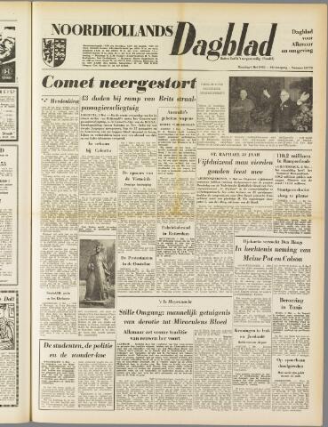 Noordhollands Dagblad : dagblad voor Alkmaar en omgeving 1953-05-04
