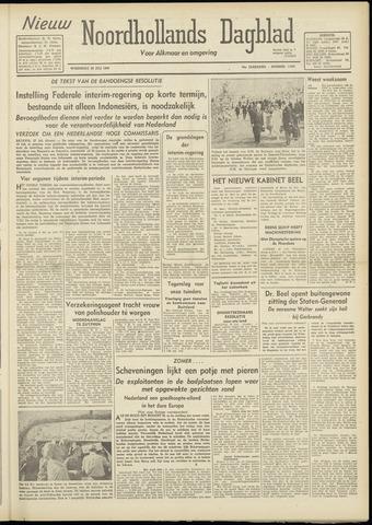 Nieuw Noordhollandsch Dagblad : voor Alkmaar en omgeving 1948-07-28