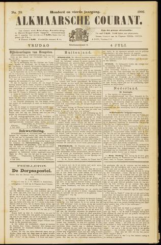 Alkmaarsche Courant 1902-07-04