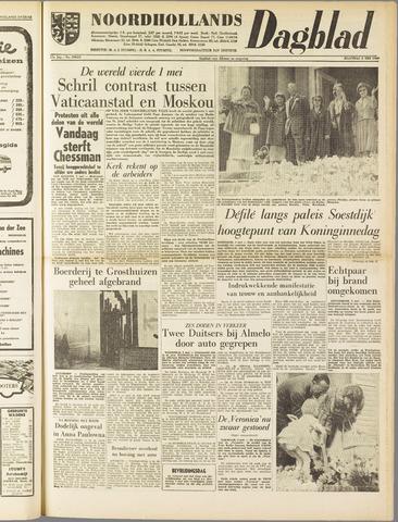 Noordhollands Dagblad : dagblad voor Alkmaar en omgeving 1960-05-02