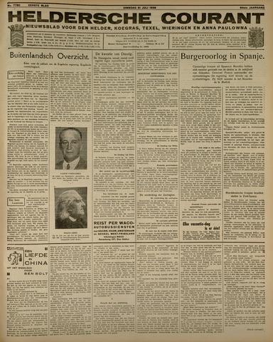 Heldersche Courant 1936-07-21