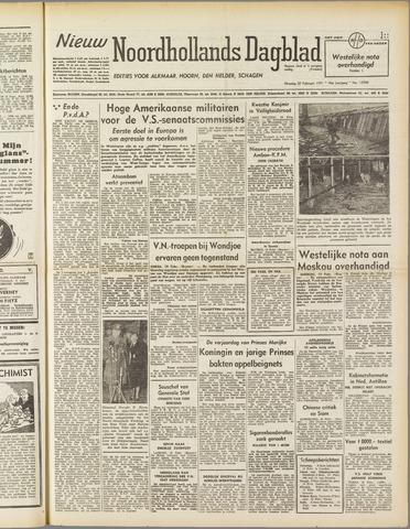 Nieuw Noordhollandsch Dagblad : voor Alkmaar en omgeving 1951-02-20