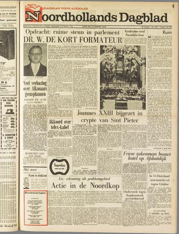 Noordhollands Dagblad : dagblad voor Alkmaar en omgeving 1963-06-07