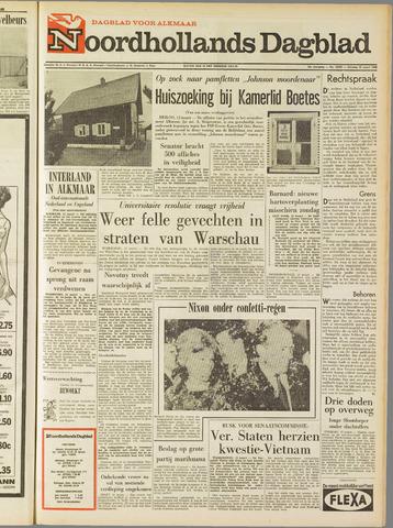 Noordhollands Dagblad : dagblad voor Alkmaar en omgeving 1968-03-12