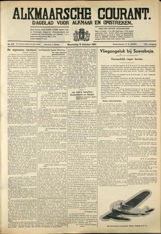 Alkmaarsche Courant 1937-10-13