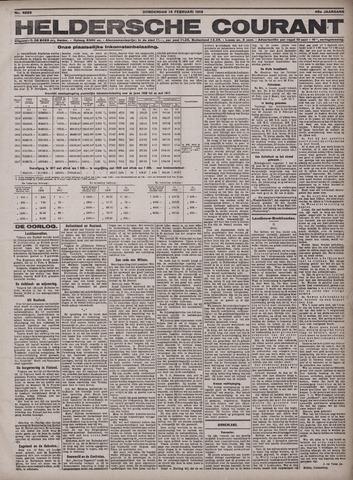 Heldersche Courant 1918-02-14