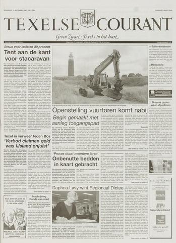 Texelsche Courant 2009-03-03