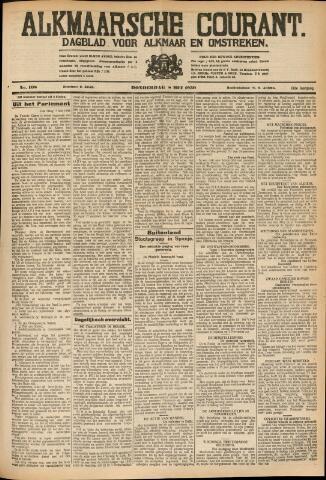 Alkmaarsche Courant 1930-05-08