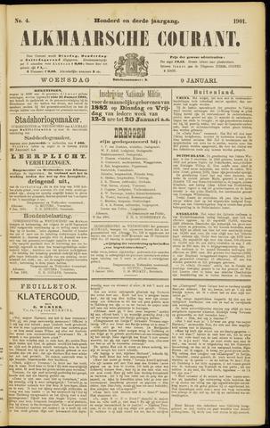 Alkmaarsche Courant 1901-01-09
