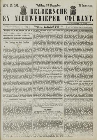 Heldersche en Nieuwedieper Courant 1870-12-23