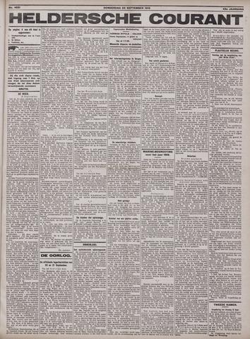Heldersche Courant 1915-09-23