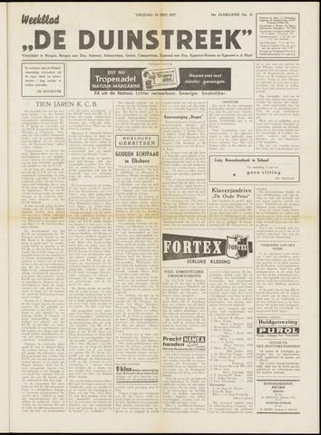 De Duinstreek 1957-05-24