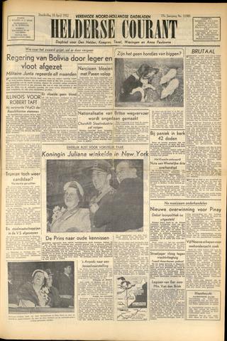 Heldersche Courant 1952-04-10