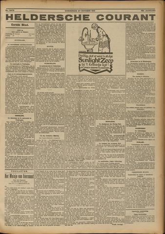 Heldersche Courant 1921-10-27