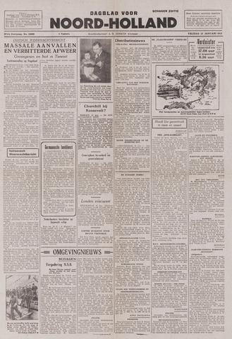 Dagblad Noord-Holland, Schager editie 1943-01-22