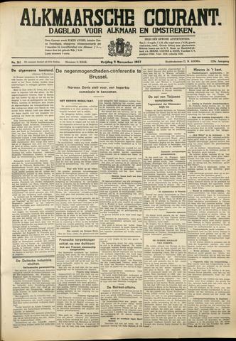 Alkmaarsche Courant 1937-11-05