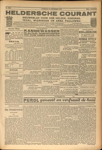 Heldersche Courant 1928-09-15