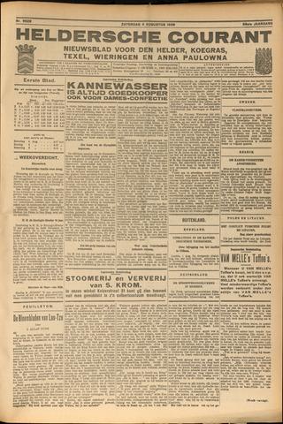 Heldersche Courant 1928-08-04