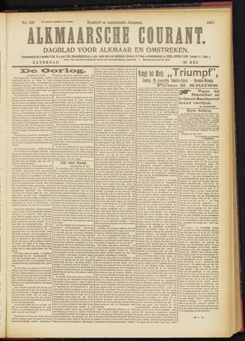 Alkmaarsche Courant 1917-05-26