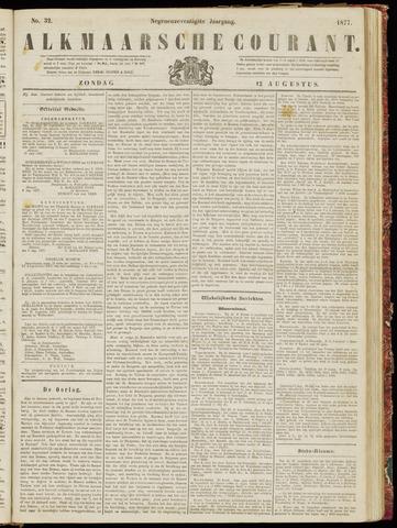Alkmaarsche Courant 1877-08-12