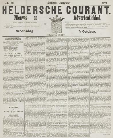 Heldersche Courant 1876-10-04