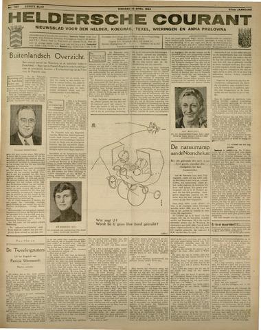 Heldersche Courant 1934-04-10