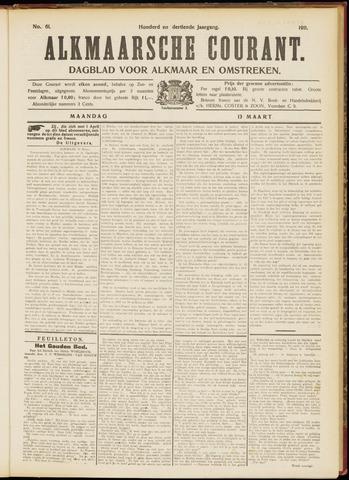 Alkmaarsche Courant 1911-03-13