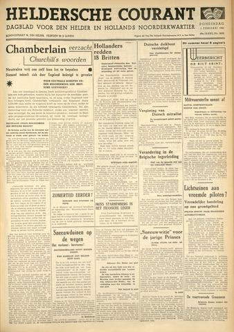 Heldersche Courant 1940-02-01