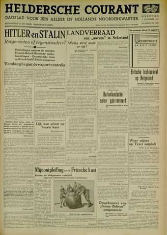 Heldersche Courant 1939-12-04