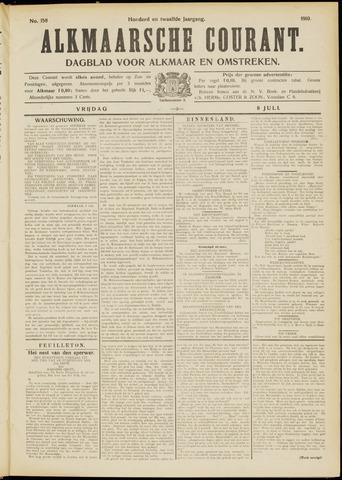 Alkmaarsche Courant 1910-07-08