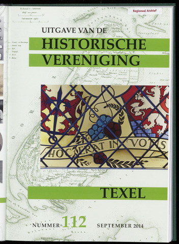 Uitgave Historische Vereniging Texel 2014-09-01
