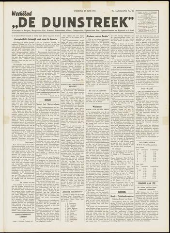 De Duinstreek 1951-06-29