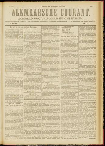 Alkmaarsche Courant 1918-06-14