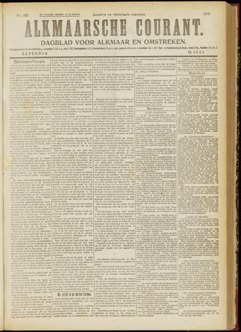 Alkmaarsche Courant 1918-07-13