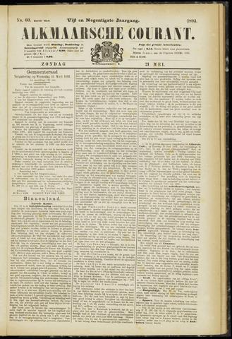 Alkmaarsche Courant 1893-05-21