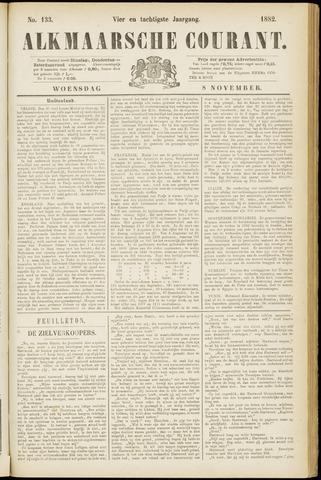 Alkmaarsche Courant 1882-11-08