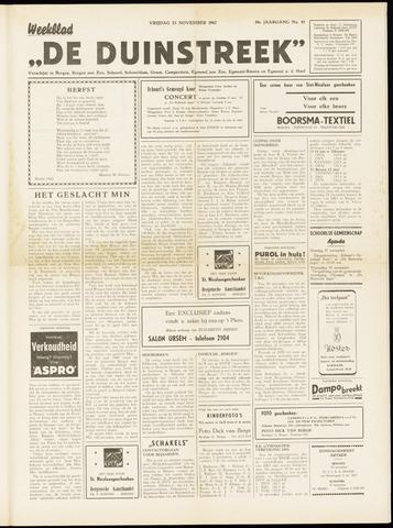 De Duinstreek 1962-11-23