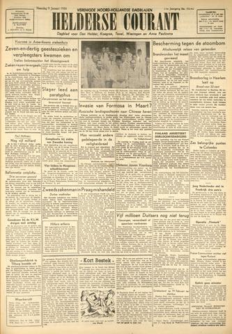 Heldersche Courant 1950-01-09